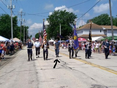Knowles parade